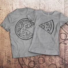 Couple matching t-shirts Piece Of by SayYouLoveMeGifts on Etsy