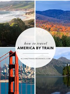 How to travel America by train