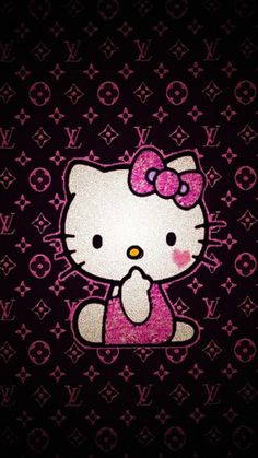 3529 best hello kitty wallpapers images on pinterest hello kitty hello kitty lv and wallpaper image thecheapjerseys Choice Image