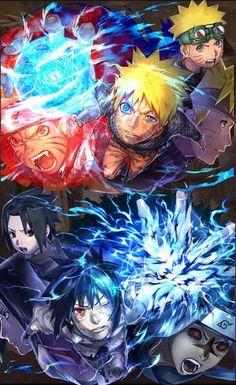 Made some wallpapers based on the art from Naruto Blazing : Naruto Naruto Gaiden, Naruto Amv, Naruto Fan Art, Naruto Shippuden, Anime Demon, Manga Anime, Zoom The Flash, Naruto The Last, Boruto Episodes
