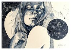 After the fall LIMITED EDITION PRINT by JaneBeata on Etsy, €10.00