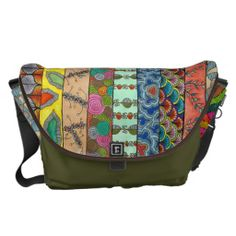 Lucy - Large Messenger Bag