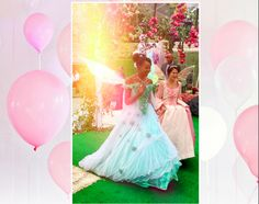 Beyoncé Threw Blue Ivy a Fairy-Themed Party