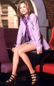 Ally McBeal... Used to be my favorite show!