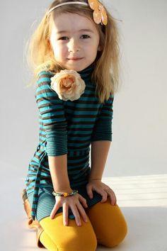 Stoere jurk Kid Kid