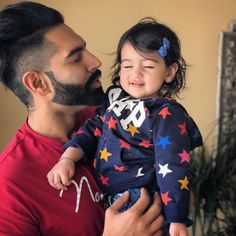 Peace begins with her Smile, Missed you Amber ⛄️ Indian Photoshoot, Couple Photoshoot Poses, Parmish Verma Beard, Romantic Couple Images, I Love Beards, Cute Baby Girl Images, Punjabi Models, Beard Boy, Short Beard