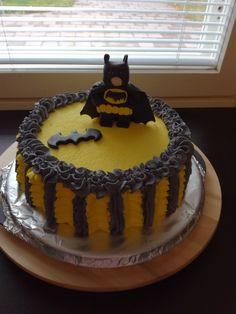 Batman, Cake, Desserts, Food, Tailgate Desserts, Deserts, Kuchen, Essen, Postres