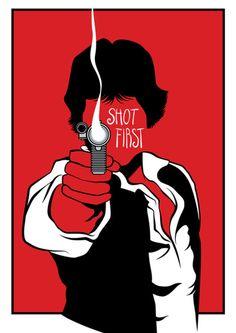 """Han Solo shot first."""