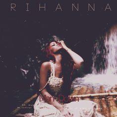 Rihanna  -  Man Down  cover