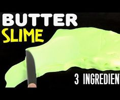 How to make fluffy butter slime EASY! No borax, Baking soda, Contact Lens Solution, eye drops, Without Toothpaste! Only 3 ingredients DIY awesome butter slime easy recipe! Just mix Detergent, concentrated detergent and cornstarch! Paint is optional.