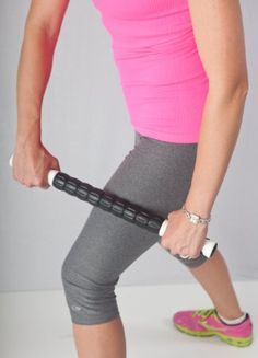 Muscle Roller Stick - Professional Grade Trigger-Point Design - Massages, Soothes, Refreshes and Invigorates - Fits Conveniently Inside Your Sports Bag It Band Roller, Fit Sticks, Muscle Roller, Muscle Pain, Muscle Soreness, Massage Roller, Trigger Points, Sore Muscles, Workout Gear