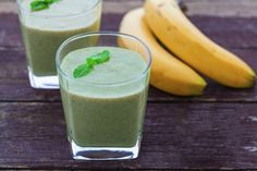 Kimberly Snyders Spinach Power Protein Smoothie Read more in: http://natureandhealth.net/