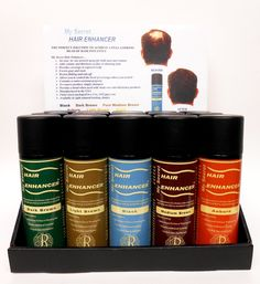 My Secret Hair Enhancer 5 Oz. Spray /15 Piece Display * This is an Amazon Affiliate link. Click on the image for additional details.