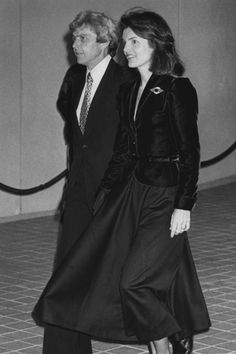jackie kennedy with Stephen smith