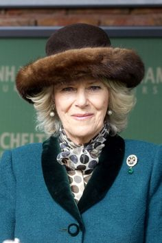 Camilla, Duchess of Cornwall, 2012 The Bitch Prince Charles And Camilla, Prince Phillip, Camilla Duchess Of Cornwall, Royal Uk, Camilla Parker Bowles, Lady In Waiting, Royal Prince, Glen Plaid, Love Hat