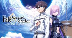 Anunciados nuevos miembros del reparto del Anime Fate/Grand Order -First Order-.