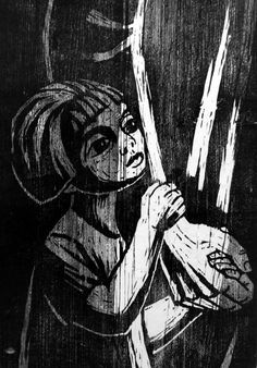 Artist unknown, woodcut