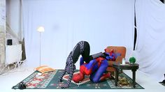 SpM XmH Episode 4: The puppet on Vimeo Puppets, Christmas Holidays, Sculptures, Kids Rugs, Concept, Architecture, Home Decor, Art, Christmas Vacation