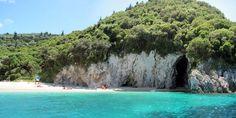 Пляж Ровиниа Corfu Island, Greek Islands, More Photos, Greece, Beautiful Places, Earth, Explore, Water, Beaches