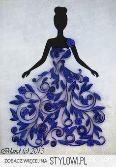 WOW is a very good use of - Quilling Paper Crafts Arte Quilling, Quilling Paper Craft, Paper Crafting, Quiling Paper Art, Quilling Patterns, Quilling Designs, Quilling Images, Origami, Vitrine Design