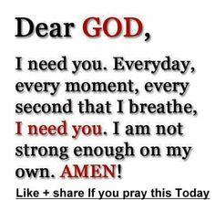 .....amen......