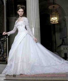 Cathedral Wedding Gowns