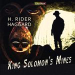 H. Rider Haggard was born on 22nd June 1856.