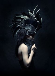 """"""" viα stayven-carnivale: Midnight – Shot for Superior Magazine editorial August 2012 . Photography: Daniel Jung """""""