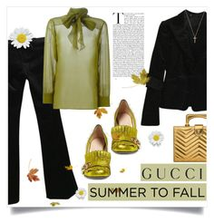 """Velvet with Gucci"" by captainsilly ❤ liked on Polyvore featuring Gucci"