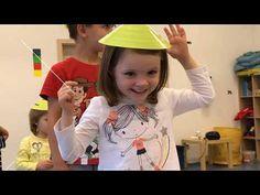Cvičení koordinace pohybů u dětí v mateřské škole - YouTube Youtube, Hacks, Youtubers, Youtube Movies, Tips