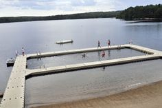 Camp #Yawgoog: A Scout Adventureland.  An article by Cassius Shuman posted to South County Life magazine on July 1, 2015. Image by Michael Derr.