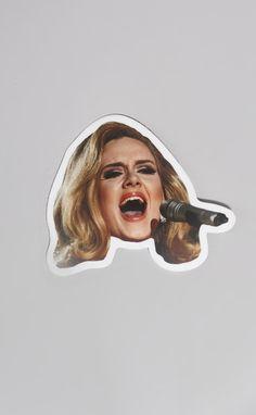 adele stickers