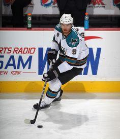 54238e6eff6 Martin Havlat in San Jose Sharks v New Jersey Devils