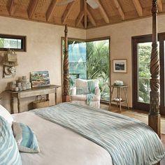 Nice 88 Simple Tropical Caribbean Bedroom Decor Ideas https://homstuff.com/2017/06/18/88-simple-tropical-caribbean-bedroom-decor-ideas/