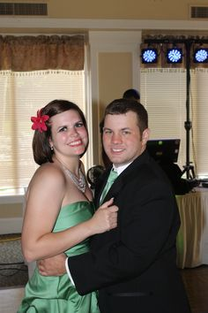 Best Man and Maid of Honor
