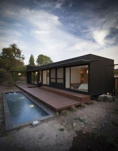 Best shipping container house design ideas 44