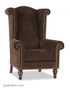 Shop For Paul Robert Chair, 4420, And Other Living Room Chairs At Goods  Home Furnishings In North Carolina Discount Furniture Stores.