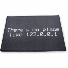CAPACHO IP 127.0.0.1 - O IP localhost do seu computador agora na porta da sua casa!