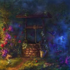 a Well by *Ch-Maria