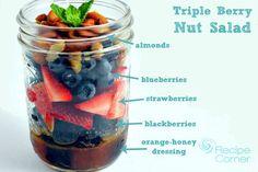 5 Affordable Mason Jar Salads Under 500 Calories | RECIPE CORNER