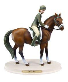 'Good Girl' Figurine