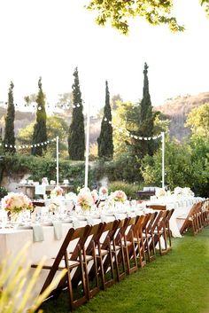 Twig & Twine | Gorgeous Wedding Reception | Outdoor Wedding Celebration