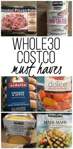Here is a list of my top Costco Whole30 finds that will make this challenge much easier!