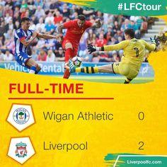 PS Wigan vs Liverpool