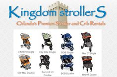 With an average of about 50 miles of walking during a 1 week Disney World trip, it makes sense to consider strollers for many kids, even some who have outgrown using them at home. Below, I've compared several different options so you can see what makes the most sense for you. Let's get...