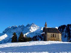 Les Crosets, Portes du Soleil Switzerland December 2013