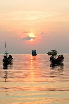 Koh Tao Island...Recommend to visit during March-April cause no monsoon during Summer. But temperature a bit high.