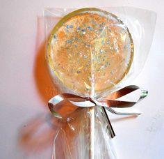 He encontrado este interesante anuncio de Etsy en https://www.etsy.com/es/listing/190367247/cotton-candy-sparkle-lollipops-suckers
