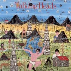 'Little Creatures' - Talking Heads
