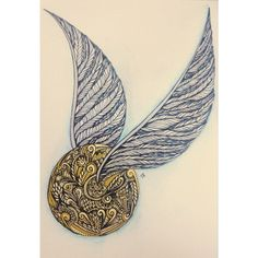 To many people, tattoos are exotic and daring things to get into. It's such a huge decision as the design, whatever it may be, will be permanent. Harry Potter Clip Art, Hp Harry Potter, Harry Potter Tattoos, Golden Snitch Tattoo, Hogwarts Tattoo, Face Doodles, Doctor Who Tattoos, Cute Tats, Small Tats